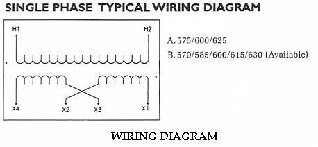 1_1_MKS WIRING DIAGRAM mks single phase k factor dry type distribution marcus transformer wiring diagrams single phase at gsmx.co